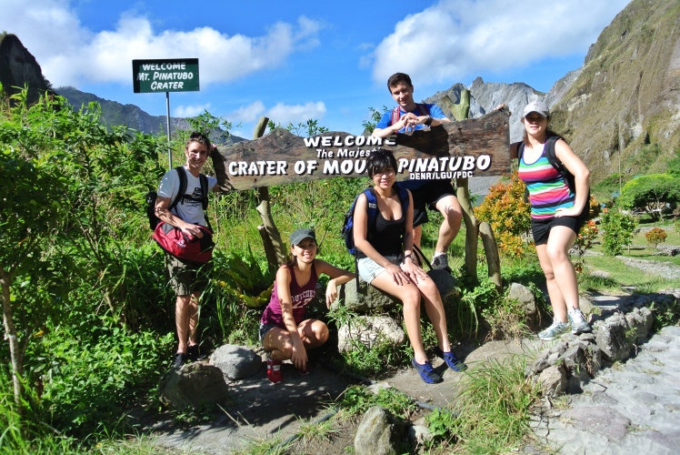 Mount Pinatubo Hike