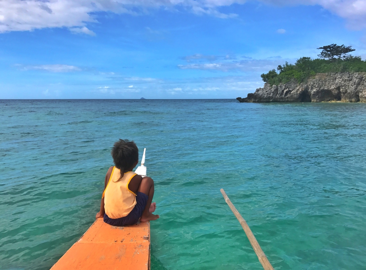 Enjoying the Serene Malapascua Island
