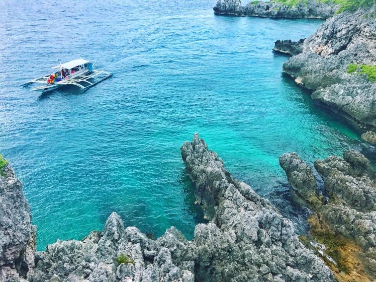 Malapascua Island Cebu Cliff