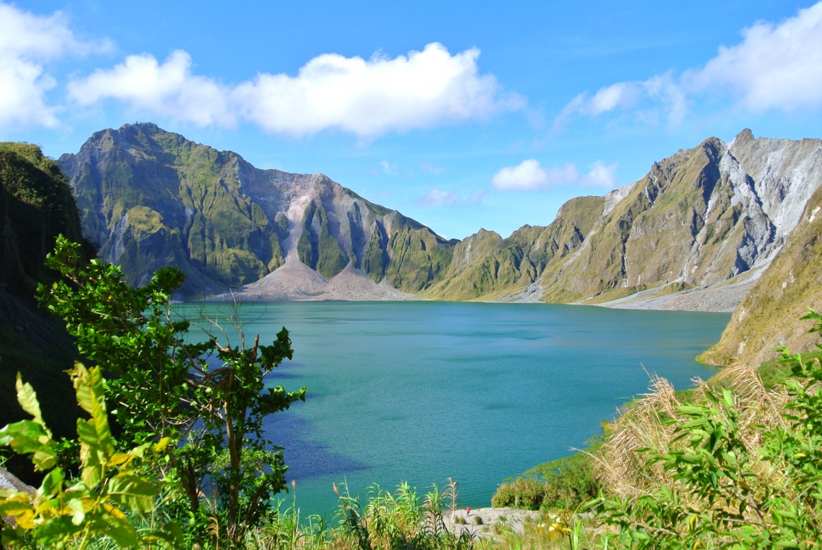 Scenic day trip to Mt. Pinatubo