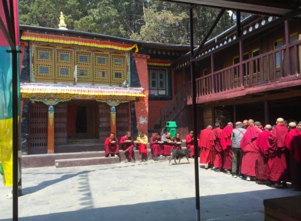 Monastery Nepal