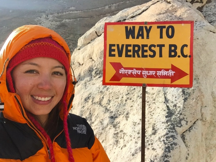 Way to Everest BC