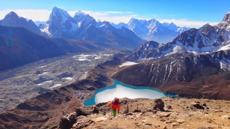 Gokyo Ri Everest Base Camp