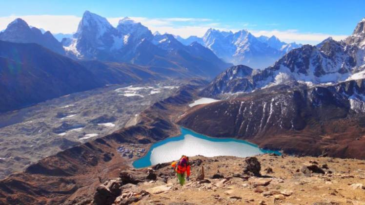 Gokyo Ri Everest Base Camp