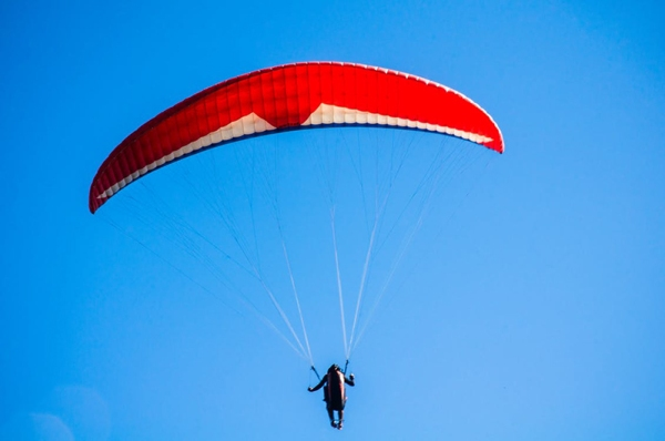 Top 10 Extreme Paragliding
