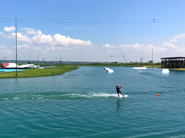 Top 10 Extreme Wakeboarding